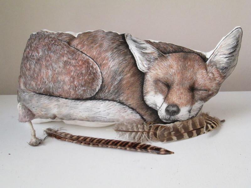 Подушки для тех, кто любит природу, мечты и сказки игрушка, подушка, рукоделие