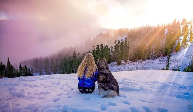 Вместе мы научились останавливаться, чтобы насладиться даже самыми обычными моментами дружба, животные, история, фотография