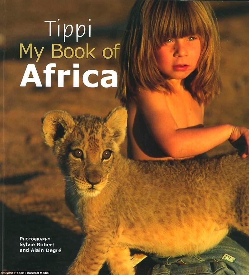 Обложка книги африка, маугли, ребята и зверята, фотографии животных