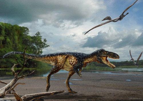 Timurlengia euotica - тираннозавр, размером с лошадь. биология, живая природа, мутант, наука, неопознанное существо