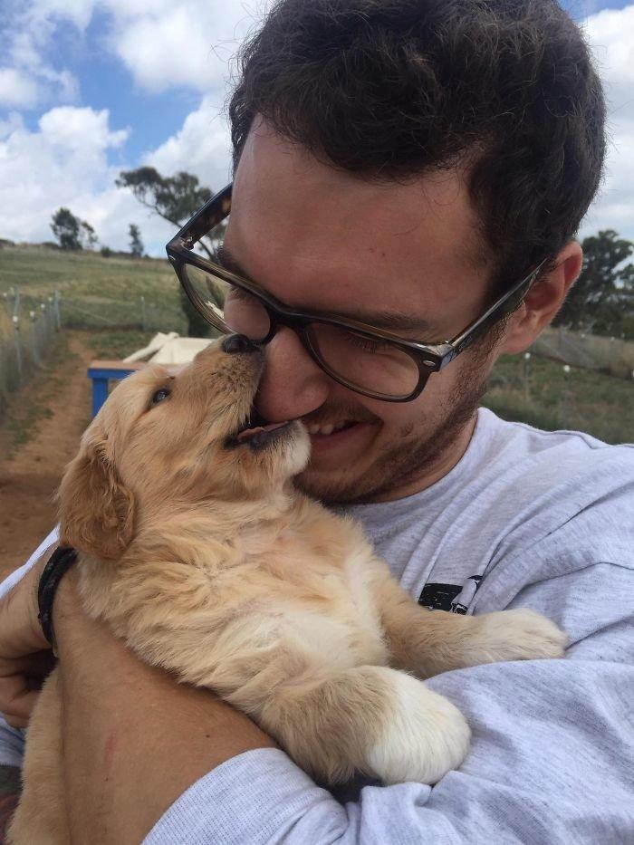 """Так мы встретились с моим Бу"""" дружба, животные, любовь, любовь с первого взгляда, первая встреча, пес и я, собаки, хозяева"""