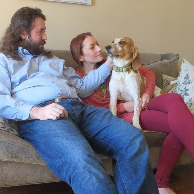 Девушка спасла пса, на котором ставили опыты  животные, собаки, спасение