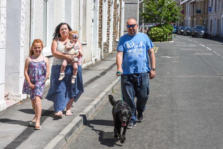 Благодаря пропавшему псу мужчина встретил свою любовь истории, история, мило, собака, собаки, трогательно